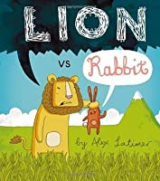 Lion Vs Rabbit.