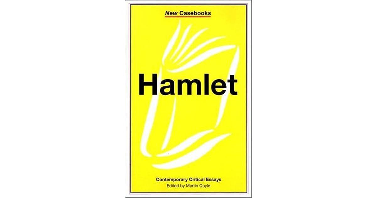 Hamlet critical essays