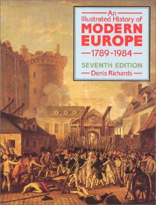An Illustrated History of Modern Europe