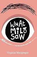 What Milo Saw