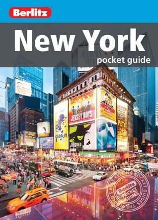 Berlitz New York City Pocket Guide (Berlitz Pocket Guides)