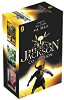Percy Jackson Collection (Percy Jackson, #s 1-3)