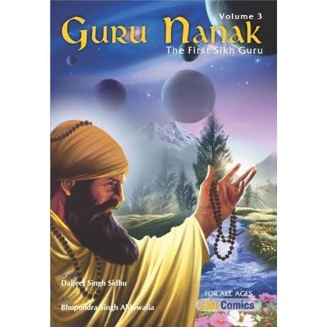 Guru Nanak Dev Jee Graphic Novel Volume 3 - SikhiStore