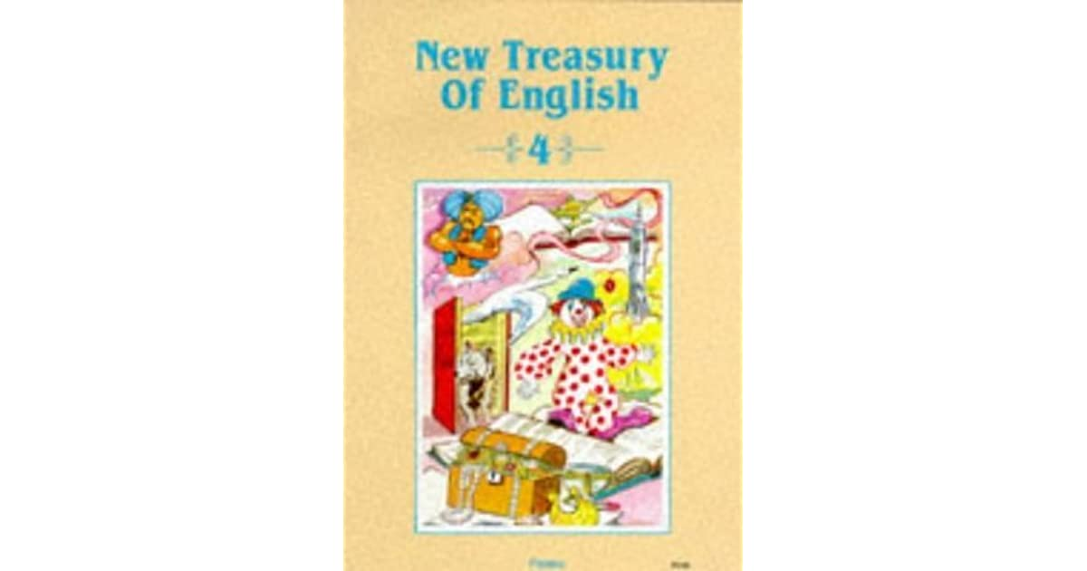 New Treasury of English - Textbook 4: Textbook Bk  4 by