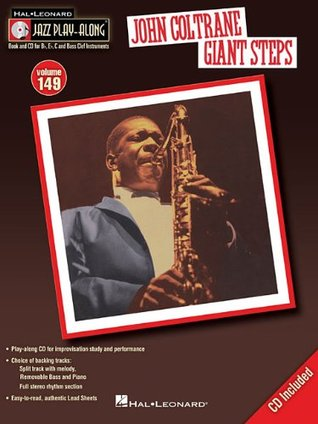 Jazz Play-Along: Volume 149: John Coltrane Giant Steps