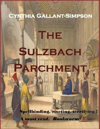 The Sulzbach Palimpsest Cynthia Gallant-Simpson