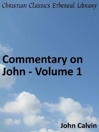 Commentary on John - Volume 1