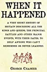 When it Happened: The Little Book of British History