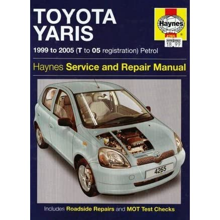 Toyota yaris 1999 owners manual pdf online user manual toyota yaris petrol service and repair manual 1999 to 2005 by rh goodreads com toyota yaris 1999 user manual pdf toyota yaris 1999 magenta freerunsca Choice Image