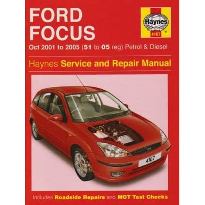 ford focus petrol and diesel service and repair manual 2001 to 2005 rh goodreads com Ford Focus Parts Manual Ford Windstar Repair Manual