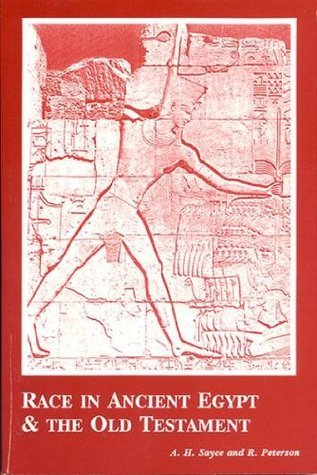 Race In Ancient Egypt And The Old Testament