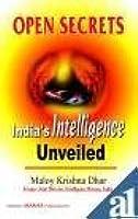Open Secrets Indias Intelligence Unveiled Pdf