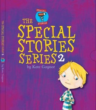 The Special Stories Series 2 (Moonbeam childrens book award winner 2009) - 4 childrens books that introduce Dyslexia, Autism, Downsyndrome and Hearing difficulties in a unique and child centred way