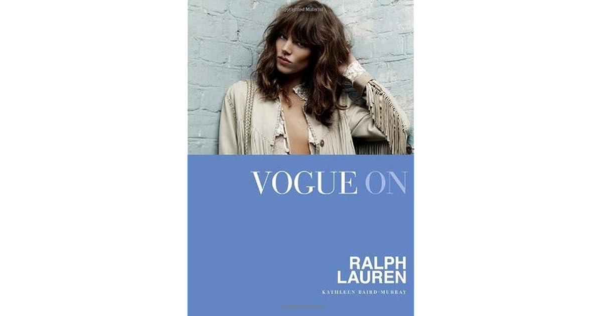 Vogue on Ralph Lauren by Kathleen Baird-Murray fe71b82c2b