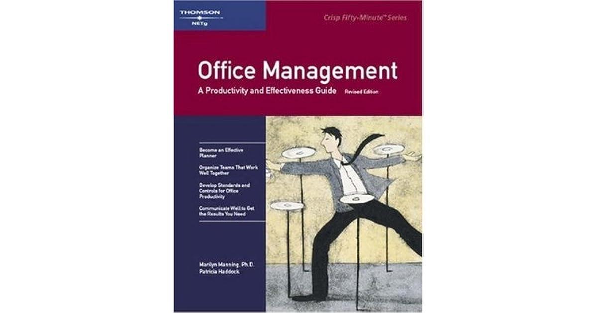 Office Management Book