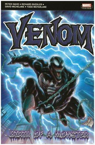Marvel Pocket Books  Venom Birth Of A Monster: Birth Of A Monster
