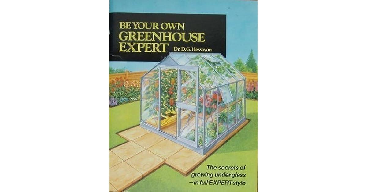 dr hessayon greenhouse