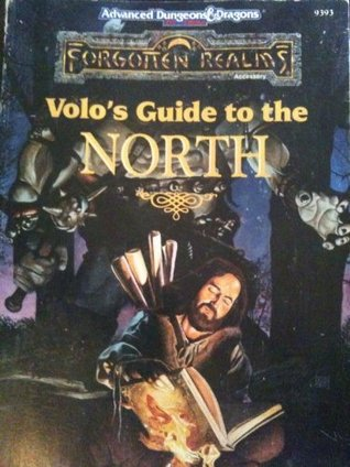 Volo's Guide to the North: Forgotten Realms Advanced Dungeons and Dragons Accessory