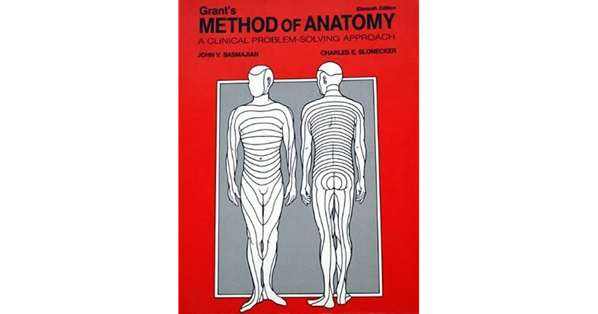 Grant\'s Method of Anatomy: A Clinical Problem-Solving Approach by ...