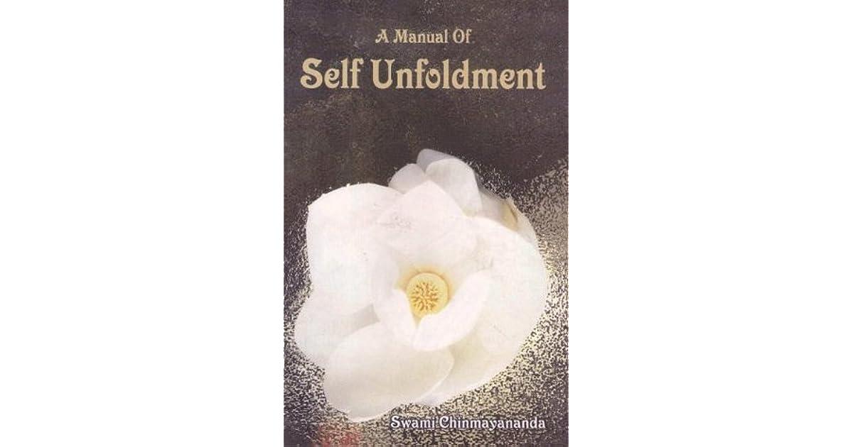 MANUAL OF SELF UNFOLDMENT EPUB DOWNLOAD