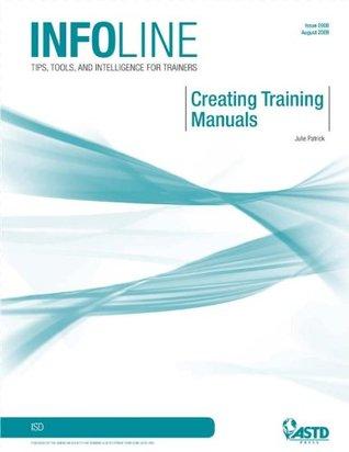 Creating Training Manuals (Infoline)