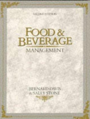 food and beverage management bernard davis free download