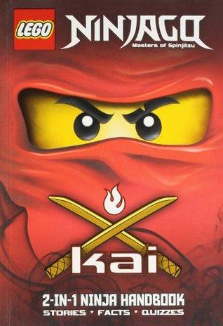 LEGO Ninjago: Kai/Zane 2-in-1 Ninja Handbook