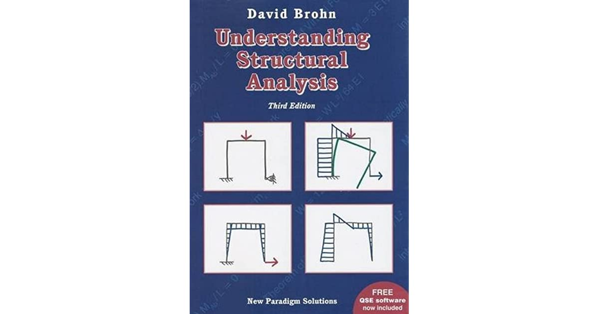 Understanding Structural Analysis by David M  Brohn