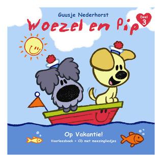 Betere Woezel en Pip: Op Vakantie! by Guusje Nederhorst WV-21