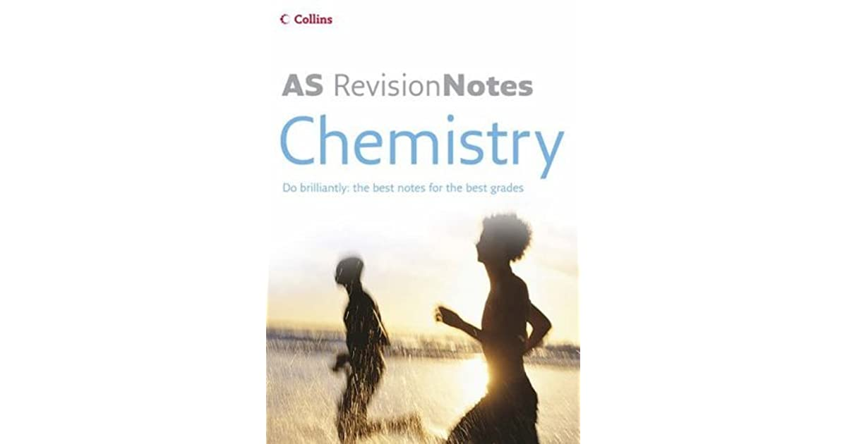 As Chemistry (A Level Revision Notes) by Ann Tiernan