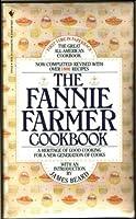 Fannie Farm Cookbook