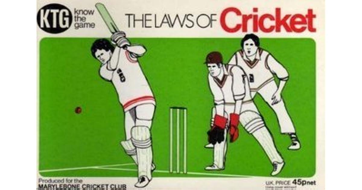 Cricket By Marylebone Cricket Club