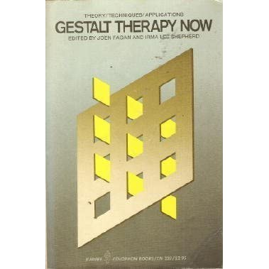 theory of gestalt therapy Gestalt therapy is a form of experiential psychotherapy comprised of principles and elements from a variety of therapeutic philosophies.
