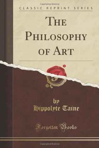 The Philosophy of Art