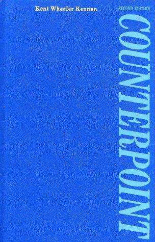 Kent Kennan Counterpoint Workbook Pdf
