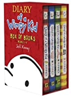 Diary of a Wimpy Kid: #1-4 [Box Set]