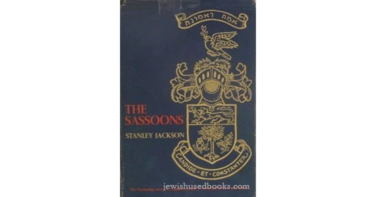 The Sassoons by Jackson Stanley