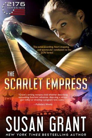 The Scarlet Empress (2176 Series, #5)