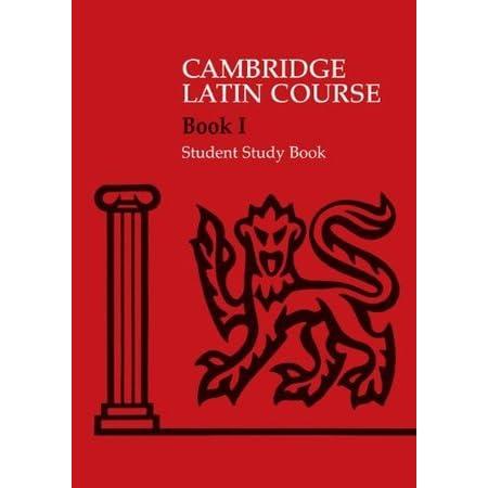 Cambridge Latin Course 1 Student Study Book By Cambridge School