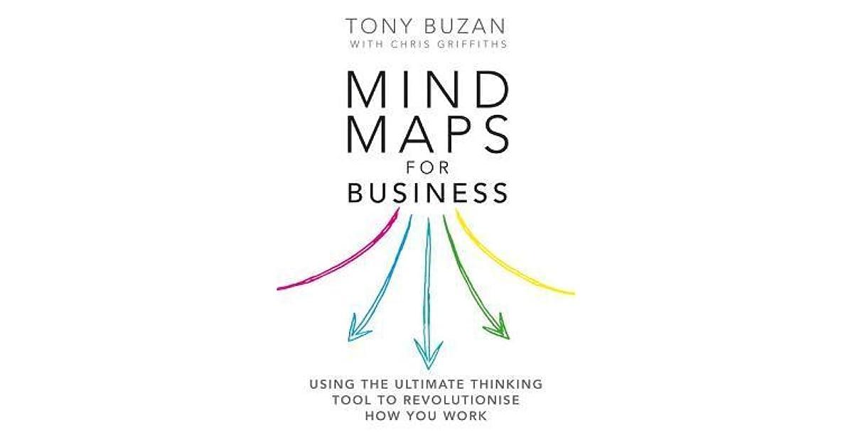 Tony buzan creative writing