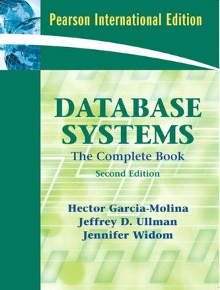 Database Systems by Hector Garcia-Molina