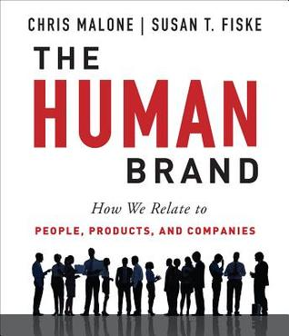 and Companies How We Relate to People The Human Brand Products