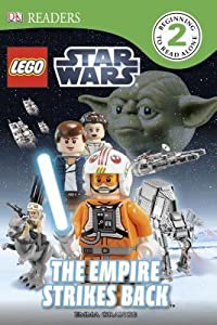 Lego Star Wars: The Empire Strikes Back (DK Readers L2)