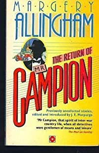 The Return of Mister Campion