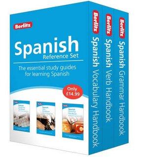 Berlitz Spanish Reference Set By Berlitz Publishing Company