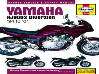 Yamaha Xj900s Diversion Service And Repair Manual By Matthew Coombs