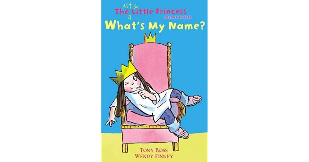 Whats My Name By Wendy Finney