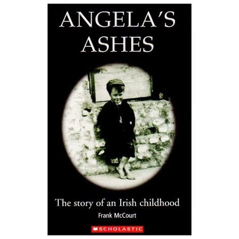 angela s ashes by frank mccourt review Review: worse than the ordinary miserable childhood is the miserable irish childhood, writes frank mccourt in angela's ashes.