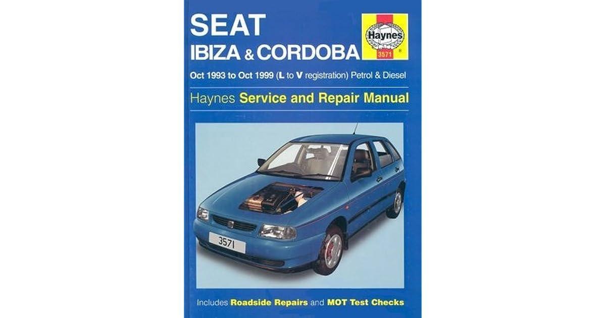 Anleitungen & Handbcher L to V Workshop Manual 3571 Haynes Seat ...
