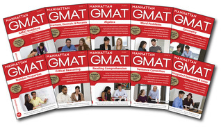 Manhattan GMAT Complete Strategy Guide Set 5th Edition
